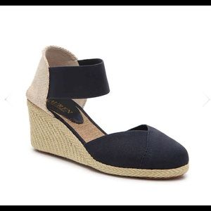 Ralph Lauren Shoes - RALPH LAUREN CHARLA WEDGE SANDAL 7.5